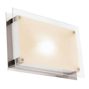 Vision Rectangle Wall/Ceiling Light