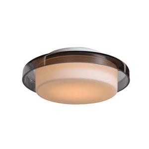 Bellagio White 8-Inch LED Flush Mount