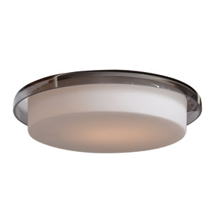 Bellagio White 12-Inch LED Flush Mount