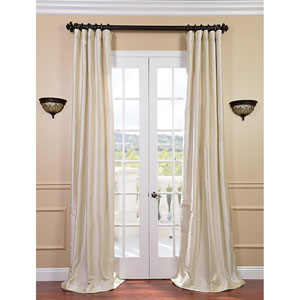 Half Price Drapes Martinique Taupe 96 X 50 Inch Printed