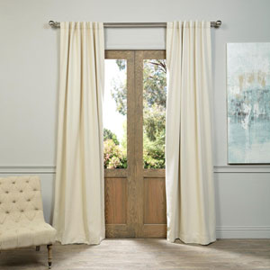 Stone 96 x 50-Inch Blackout Curtain Panel Pair