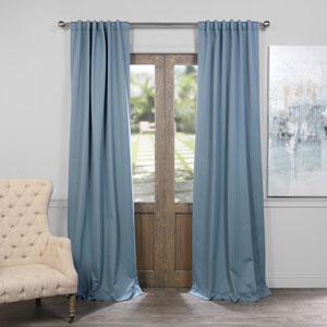 Poseidon Blue 50 x 96-Inch Blackout Curtain