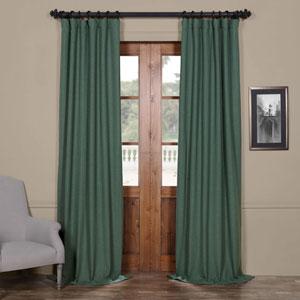 Jadite Green 50 x 120-Inch Blackout Curtain