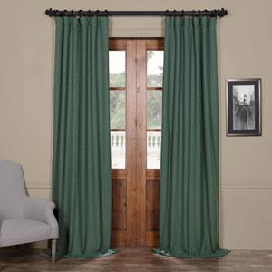 Jadite Green 50 x 84-Inch Blackout Curtain