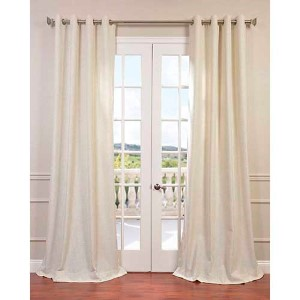 Barley 120 x 50-Inch Grommet Curtain Single Panel