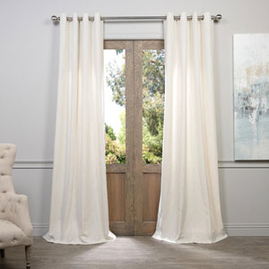 Barley 108 x 50-Inch Grommet Curtain Single Panel