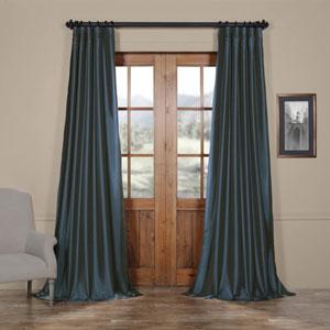 Blue 50 x 84-Inch Curtain