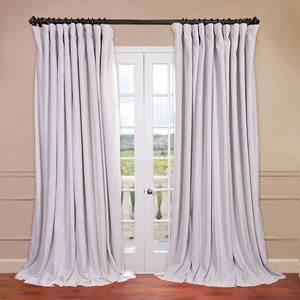 Signature Doublewide Off White 100 x 108-Inch Blackout Curtain