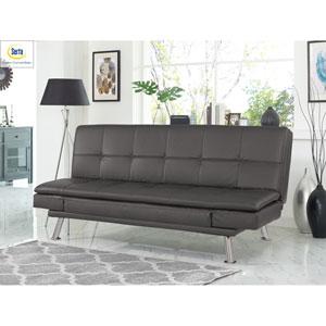 Newark Convertible Sofa in Grey
