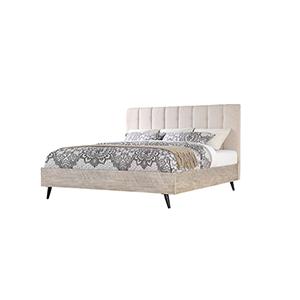 Cooper Queen Sterling Gray Queen Bed