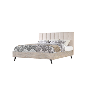 Cooper King Sterling Gray King Bed