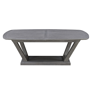 Fulton Slate Gray Dining Table