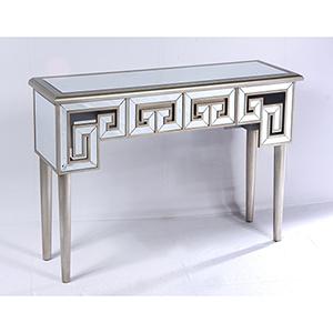 Vivian Mirror Sofa Table