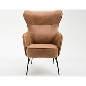 Fulton Badlands Saddle Accent Chair