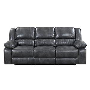 Selby Gray Reclining Sofa