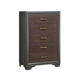 Prelude Chest 5 Drawer