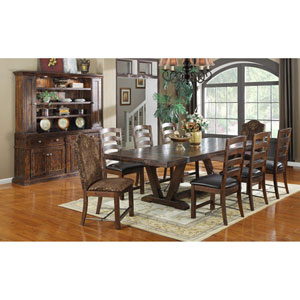 Castlegate Dining Table Top and Base Kit