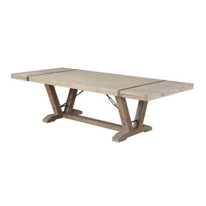Castle Bay Dining Table Top and Base Set