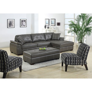 Manhattan 3-Piece Set-Left Side Facing Loveseat