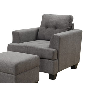 Clearview Chair Grey