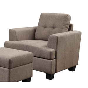 Clearview Chair Brown