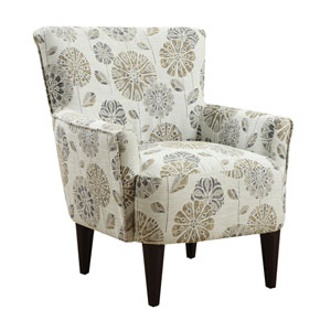 Flower Power Accent Chair Callaway-Mineral