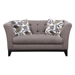 Marion Sofa Cream w/2 Accent Pillows