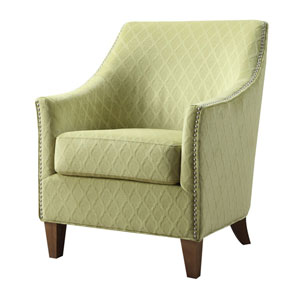 Kismet Accent Chair Lime