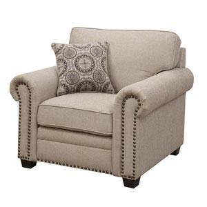 Lacie Chair w/1 Pillow