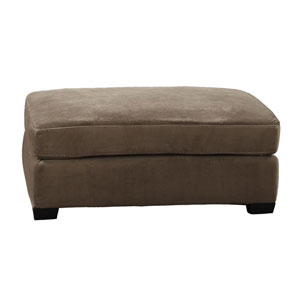 Ragoon Ottoman Rectangle Hemp