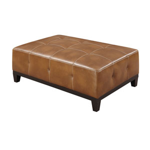 River Station Chesnut Cocktail Ottoman