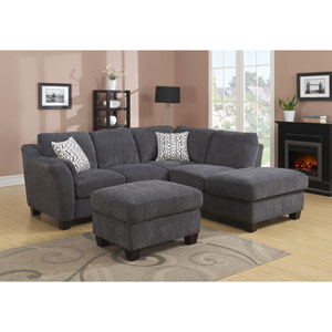 Clayton Sectional 2-Piece