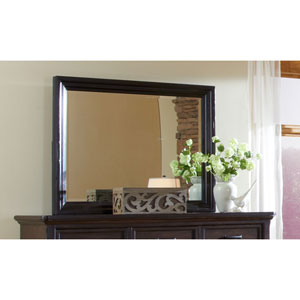 Crystal Ridge Landscape Mirror
