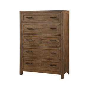 Emerald Home Pine Valley 5 Drawer Chest