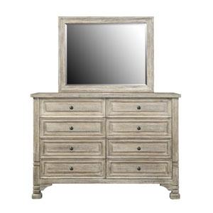 Taos 8 Drawer Dresser