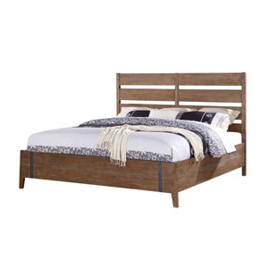 Viewpoint Cal King Bed with Slat Headboard