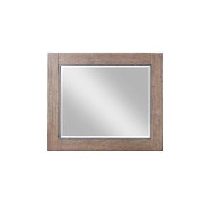 Emerald Home Viewpoint Driftwood Mirror