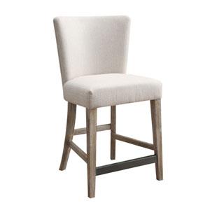 Synchrony Gather Barstool Upholstered Seat