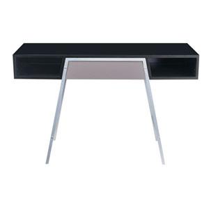 Modern Home Desk Black