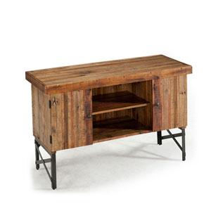 Chandler Reclaimed Wood Sofa Table