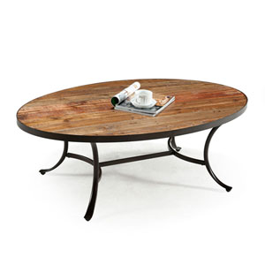 Berkeley Reclaimed Wood Cocktail Table