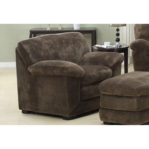 Devon Chair and Ottoman