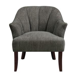 Kristi Accent Chair-Bark