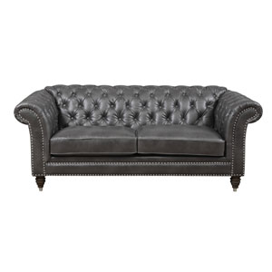Wellington Charcoal Loveseat