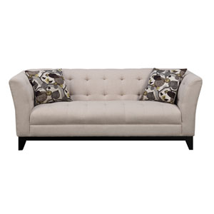 Marion Sofa with 2 Accent Pillows