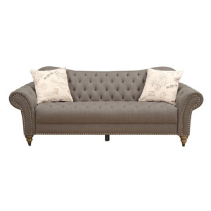 Soriana Sofa with 2 Accent Pillows