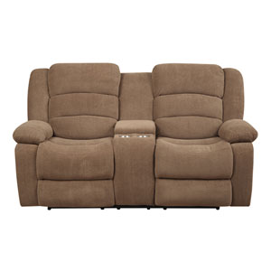 Bradford Motion Console Loveseat