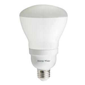Frost CFL R30 65 Watt Equivalent Standard Base Warm White 680 Lumens Light Bulb