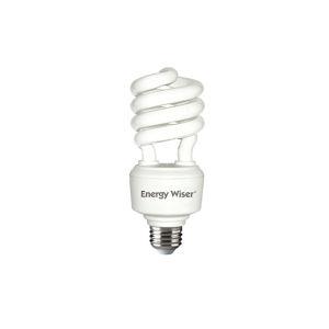 Frost CFL T4 COIL 120 Watt Equivalent Standard Base Warm White 2100 Lumens Light Bulb - 4 Pack