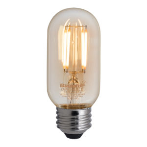 Base with Medium Screw E26 Bulbrite 861033 75 W Dimmable T8 Shape Incandescent Bulb 5 Pack Frost